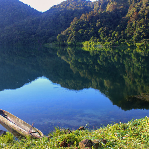 Lake Holon Pilgrimage 2016 in the province of South Cotabato!