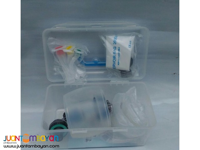 AMBU BAG Autoclavable  with resuscitator Adult and Pedia
