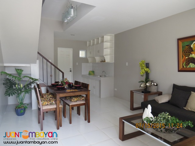 Antipolo Townhouse For sale San Roque Hills, Antipolo City
