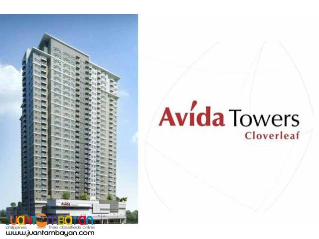 pre selling condo for sale in Ayala Cloverleaf Balintawak Quezon City