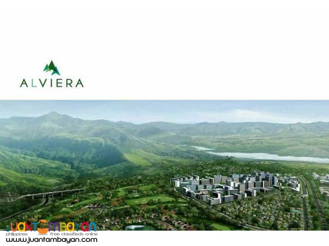 Lot for sale in Avida Settings Alviera Pampanga