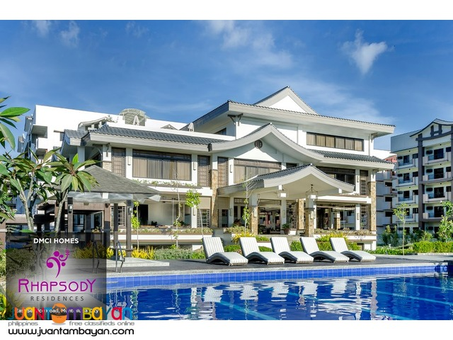 Affordable Condo Ready For Occupancy in Alabang Rhapsody