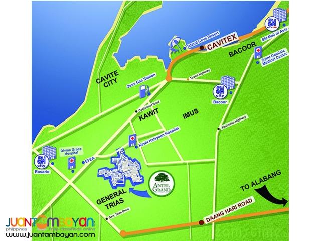 AUDREY model grand village near airport