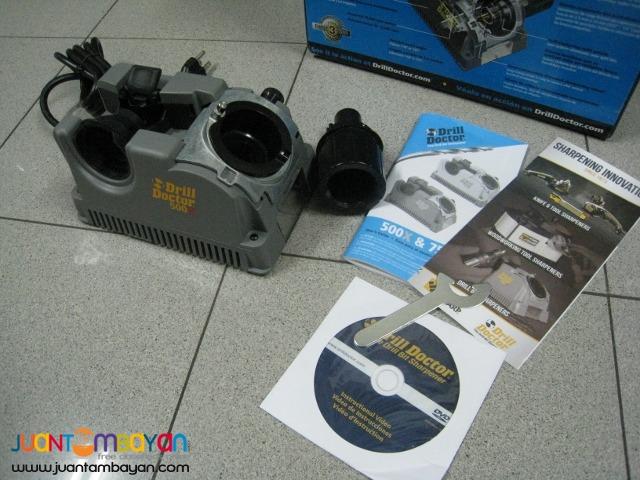 Drill Doctor 500X Drill Bit Sharpener 110V