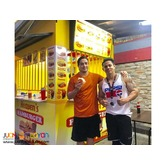 Heavens Hamburger foodcart or foodstall for franchise