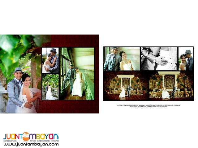 Wedding Photographer metro manila