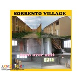 Sorrento-thru pag-ibig-End Unit-near marikina