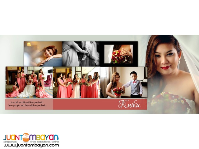 Wedding photovideo with Same Day Edit *High Quality service
