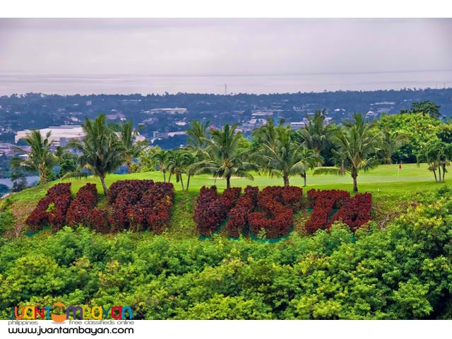 RESIDENTIAL LOT FOR SALE ALTA VISTA GULF & COUNTRY CLUB, PARDO