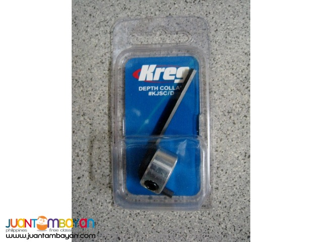 Kreg H9474 Depth Collar with Allen Wrench