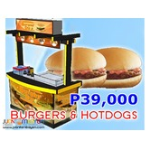 Food Cart Negosyo Packages (Pinoy Meals, Shakes, Snacks, Drinks)