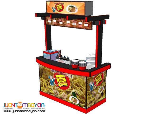 Mall Quality Maker of Food Carts & Food Kiosks