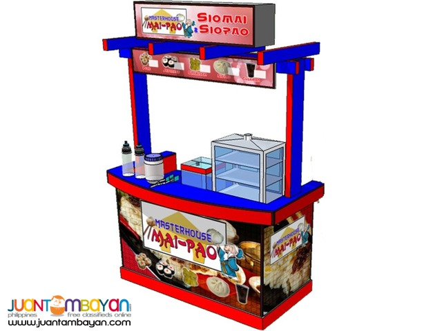 Mall Quality Maker of Food Carts & Food Kiosks