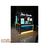 Food Cart Maker and Kiosks Maker and Fabrications