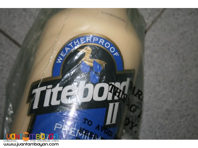 Titebond II 5005 Premium Wood Glue, 32-ounce Bottle