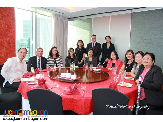 Corporate Event Photographer Makati