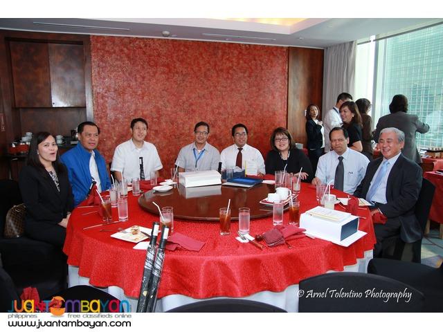 Corporate Event videographer Photographer Makati