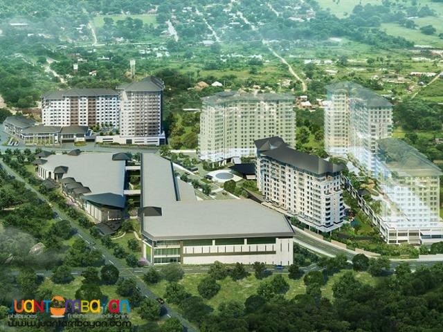 Studio, Ayala condominium in Tagaytay for sale