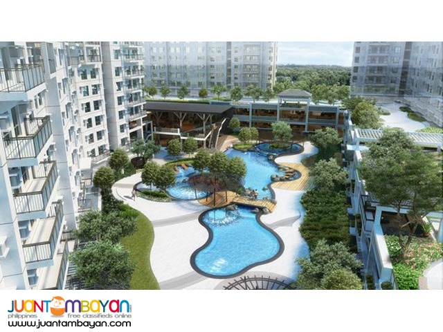Ayala 2 bedroom condo for sale in Tagaytay Avida Towers Serin East