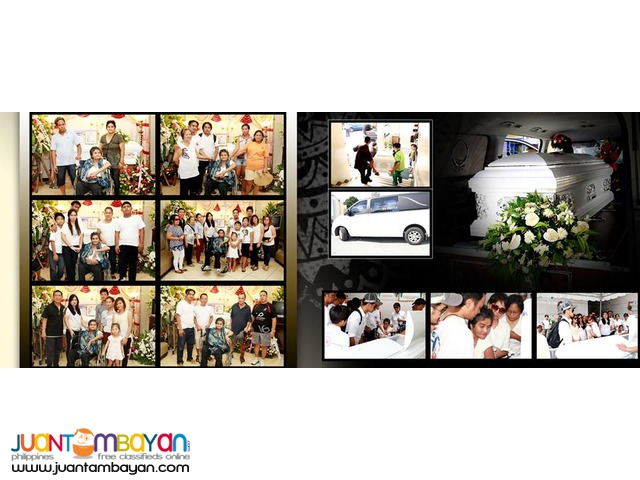 Funeral Photographer for hire bulacan
