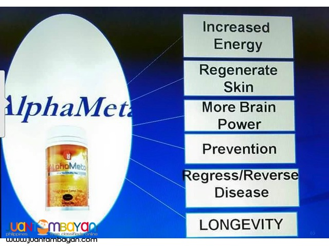 alphameta best for diabetic and hypertensive pure organic brown rice