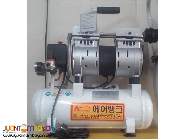 AIRBANK OIL LESS Air Compressor