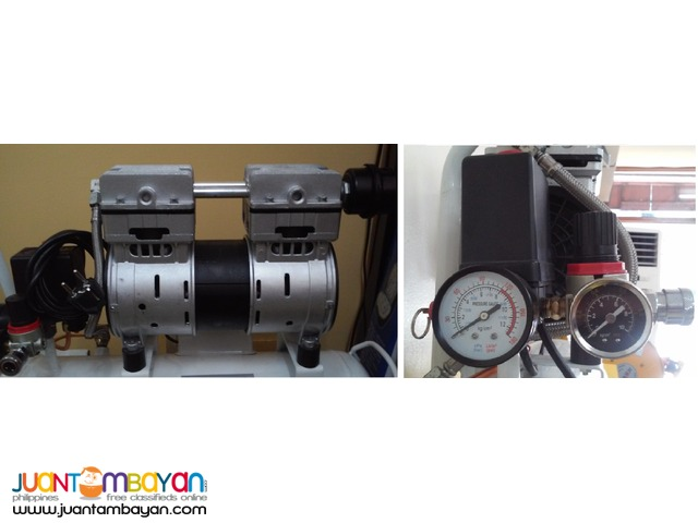 AIRBANK OILLESS Air Compressor ABO-1500