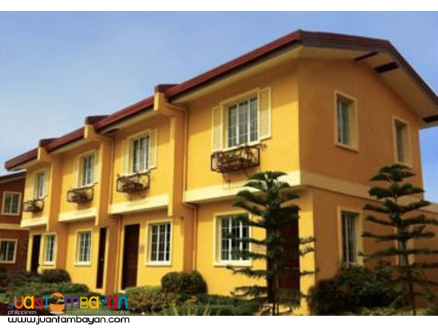 For sale ready for occupancy townhouse in Pasig City
