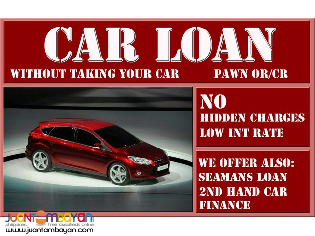 car loan sangla pawn OR CR NO HIDDEN CHARGES fast release pasig