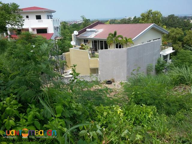 Lot for sale 536sq.m. near entrance gate Vista Grande Subd. Phase 1