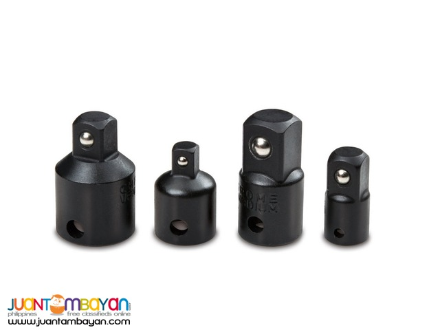 Tekton 4957 4-piece Cr-V Impact Adapter and Reducer Set