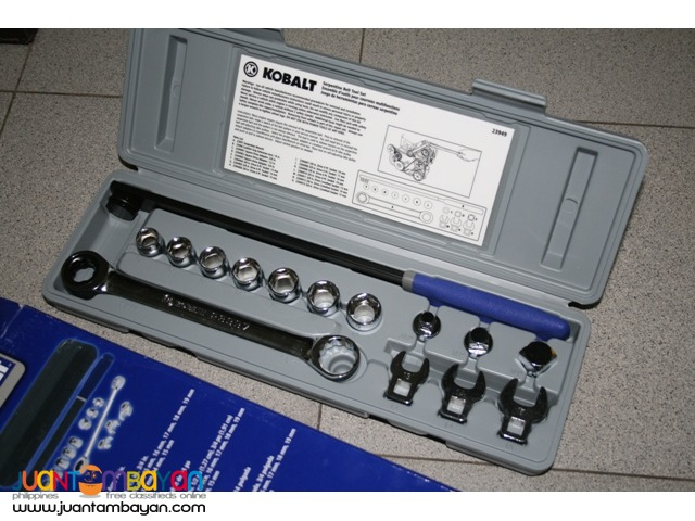 Kobalt 23949 15-piece Serpentine Belt Tool Set