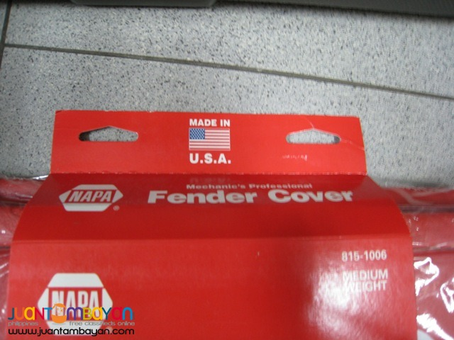 Napa 815-1006 27 x 36 Mechanics Professional Fender Cover