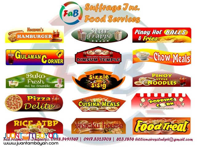 Snacku House Mallcart and Foodcart 4in1 open for franchise