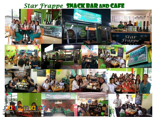 Distributor, Snack Bar, and Cafe Franchising Business