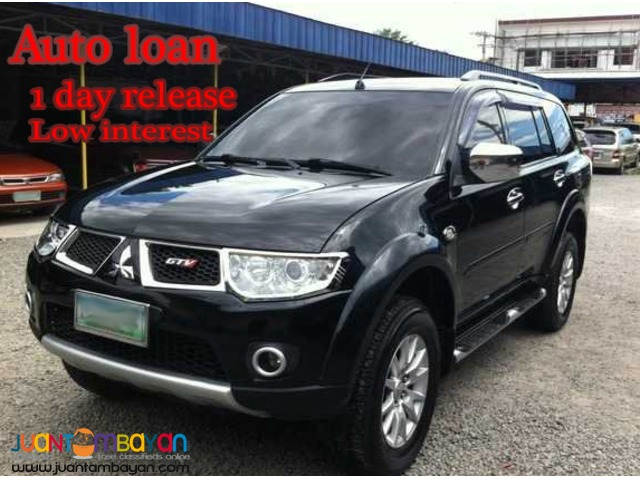loan thru car's or cr without leaving your car