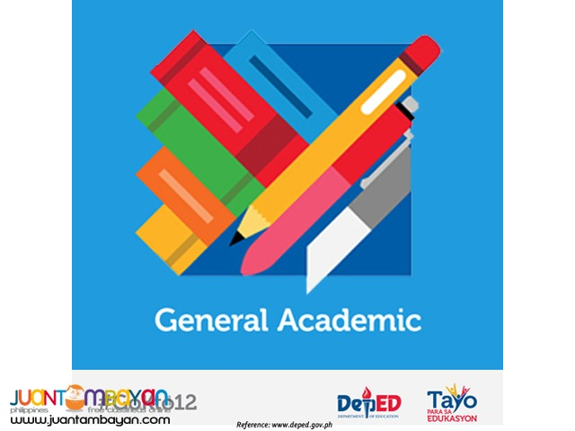Senior High School (Grade 11 to 12) DepEd-Accredited in Bacoor, Cavite