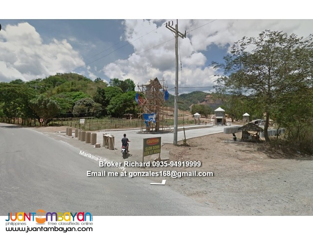 GREENPEAK HEIGHTS Marcos Hiway Baras Rizal Lots = 5,500/sqm