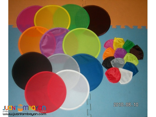 Silkscreen or Digital Printing of Foldable Round Fan Twist Fan