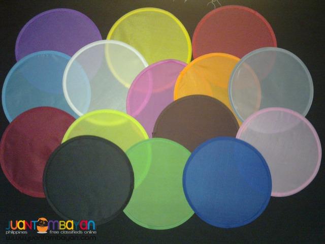 Silkscreen or Digital Printing of Foldable Round Fan Twist Fan
