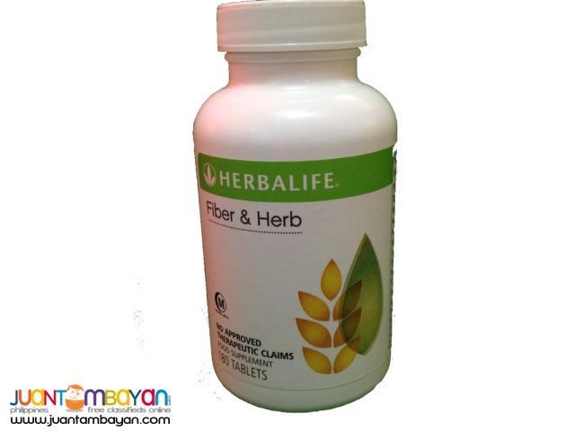 Fiber and herbs - pampaliit ng tiyan