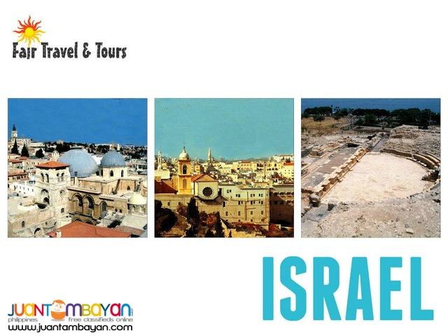 ISRAEL PILGRIMAGE PACKAGE