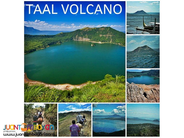 TAAL VOLCANO TOUR PACKAGE
