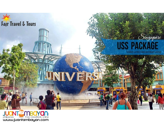 SINGAPORE USS PACKAGE