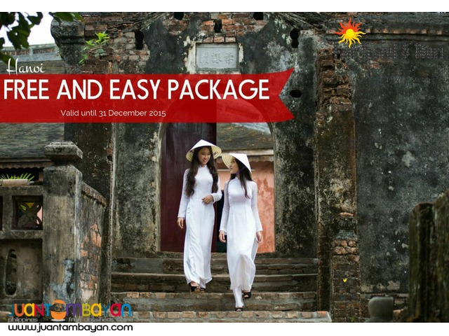 HANOI FREE & EASY PACKAGE