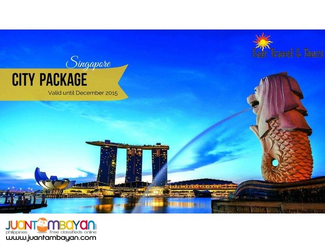 SINGAPORE CITY PACKAGE