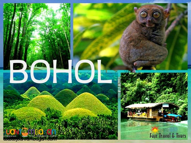 BOHOL 3D2N PACKAGE