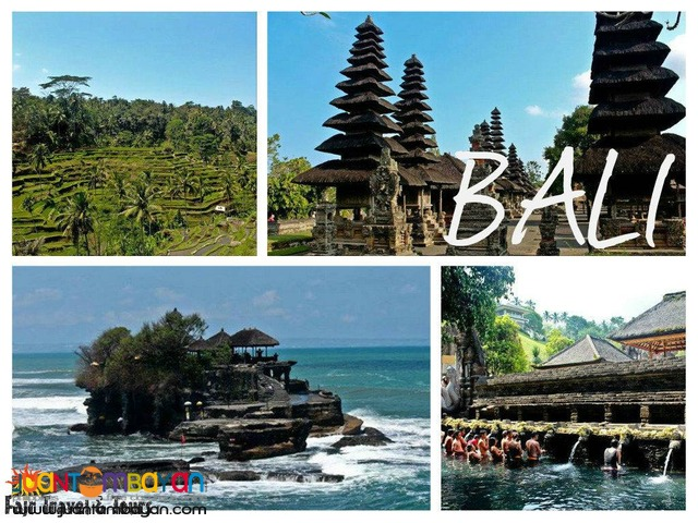 BALI BUDGET PACKAGE!
