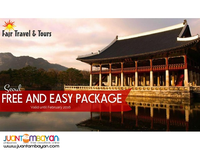 SEOUL FREE & EASY PACKAGE