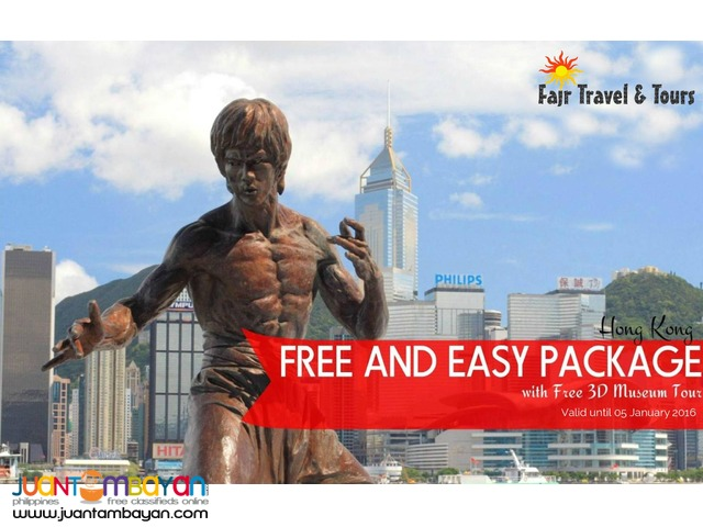 HONG KONG FREE & EASY PACKAGE